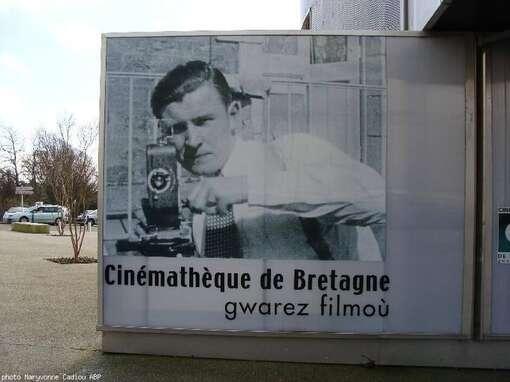 La Cinémathèque de Bretagne est basée à Brest.