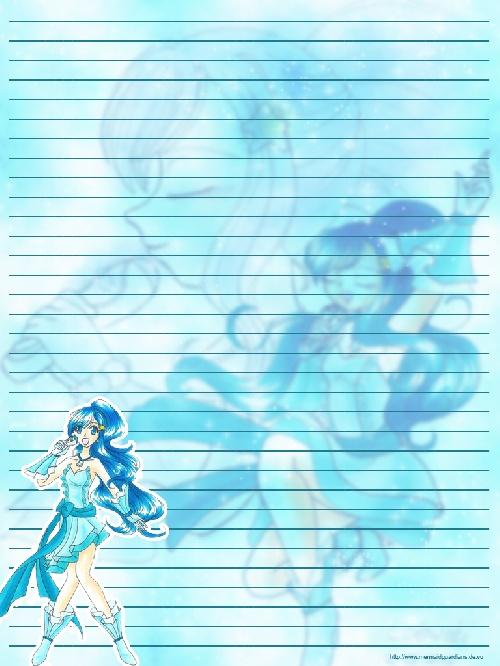 Papier à lettre Mizuno
