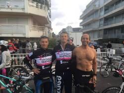 Triathlon Découverte La Baule 2016