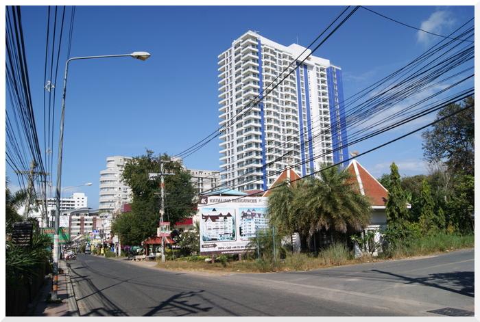 Pratumnak, un quartier de Jomtien