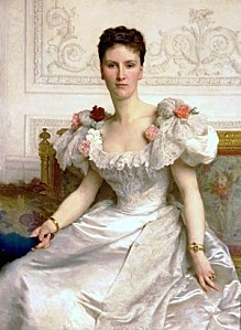 William Bouguereau - The Countess of Cambaceres 1895