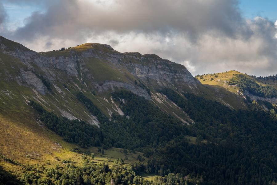 Randonnée au Mont Chanais