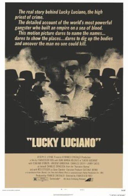 LUCKY LUCIANO BOX OFFICE USA 1974