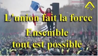 Le régime Macron fait tout pour éliminer les Gilets Jaunes. Mais ils sont encore là, et jusqu'à la victoire !