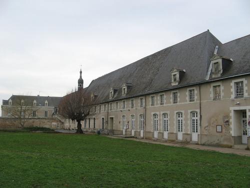 L'Hôtel-Dieu de Beaufort-en-Vallée....
