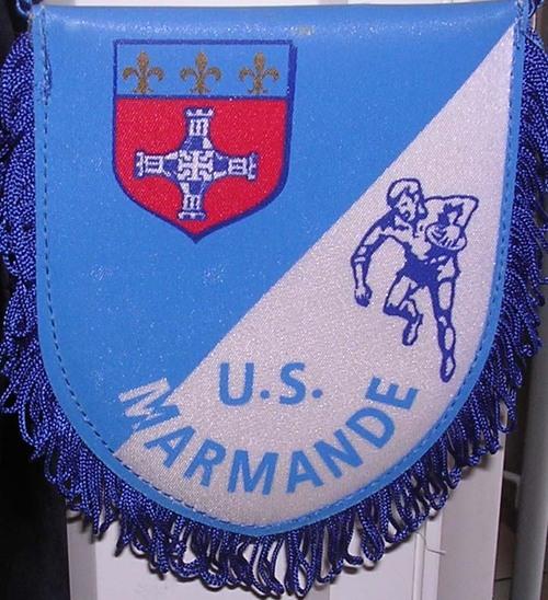 Fanion US Marmande (37)