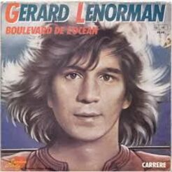 Album Gérard Lenorman - 1979