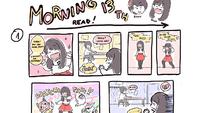 (Partie 1) Par Arche エガキ sur tumblr
