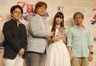 "Haruna Iikubo promeut le jeu ""Zelda Musou"""
