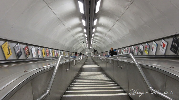 Londres : Métro (Subway)