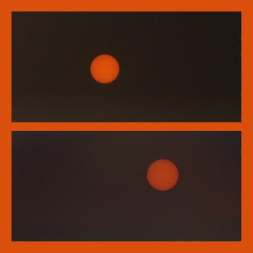 Eclipse Vénus 1