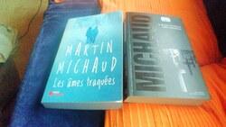 Il ne faut pas parler dans l'ascensseur / Les âmes traquées - Martin Michaud