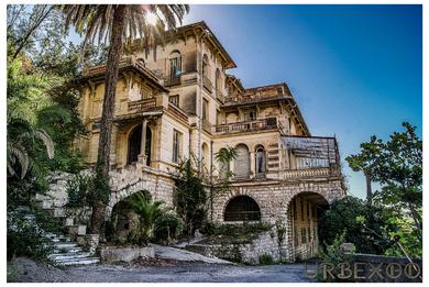 Le palais d'Athéna