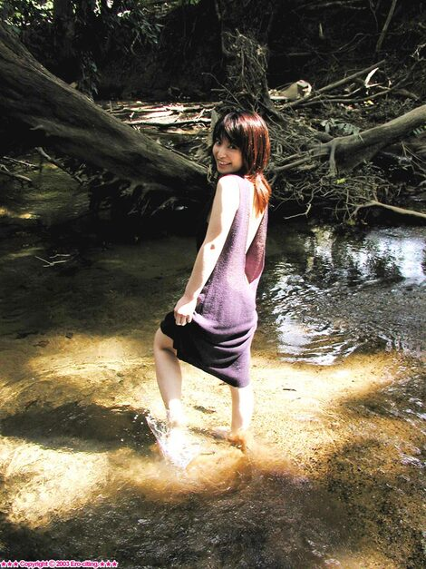 WEB Gravure : ( [X-City - Ero-citing] - | 2003 No.02 | An Nanba/南波杏 )