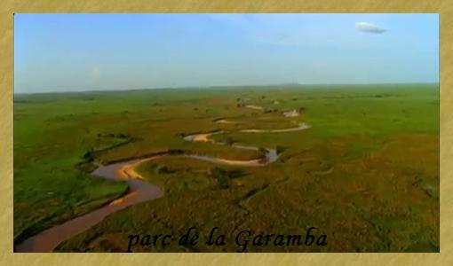 Parc  de la Garamba