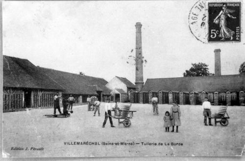 Tuilerie de la Borde