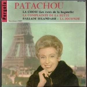 Patachou, hommage