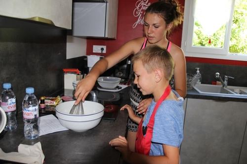 Gâteaux de Tom et Marie