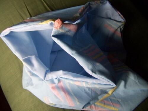 Un sac japonais