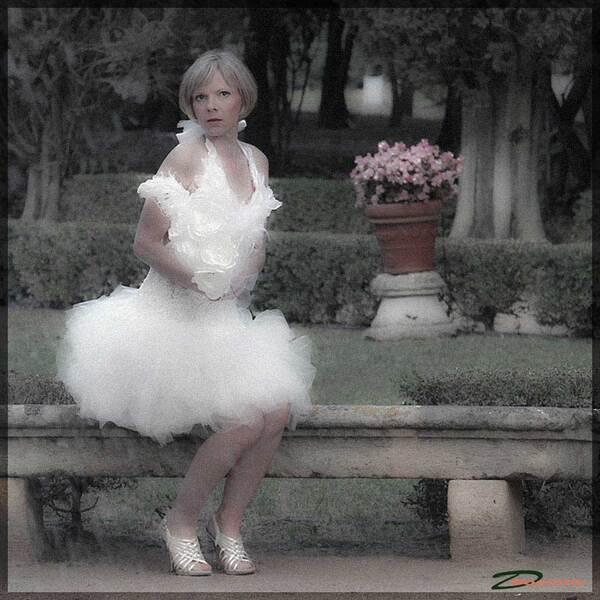 Cécile se marie