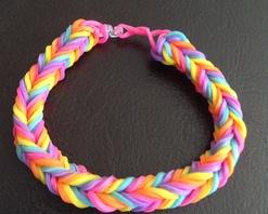 Bracelet élastiques