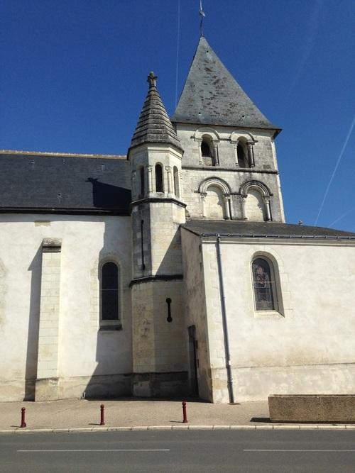 Eglise de Celle Saint Avant