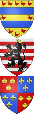 LES REMPARTS DE CHANTELOUP (Manche)