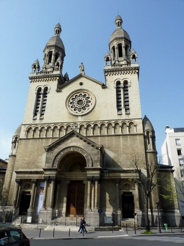 30 - Eglise Sainte-Anne-de-la-Butte-aux-Cailles