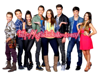 Grachi Cast Saison 3