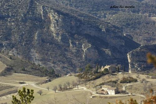 Balade en Drome provencal (remuzas , saint mai )