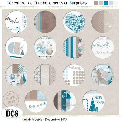 DCS: Décembre, de Chuchotements en Surprises