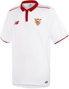 Nouveau maillot de foot Sevilla 2016/17 Domicile