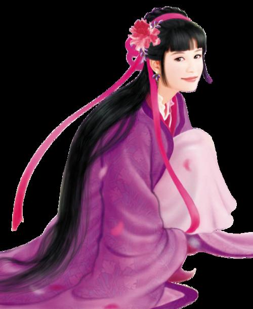 Femme asiatique 1