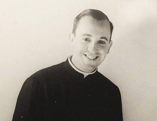 Jorge Mario Bergoglio jeune jésuite, photo: Compañía de Jesús