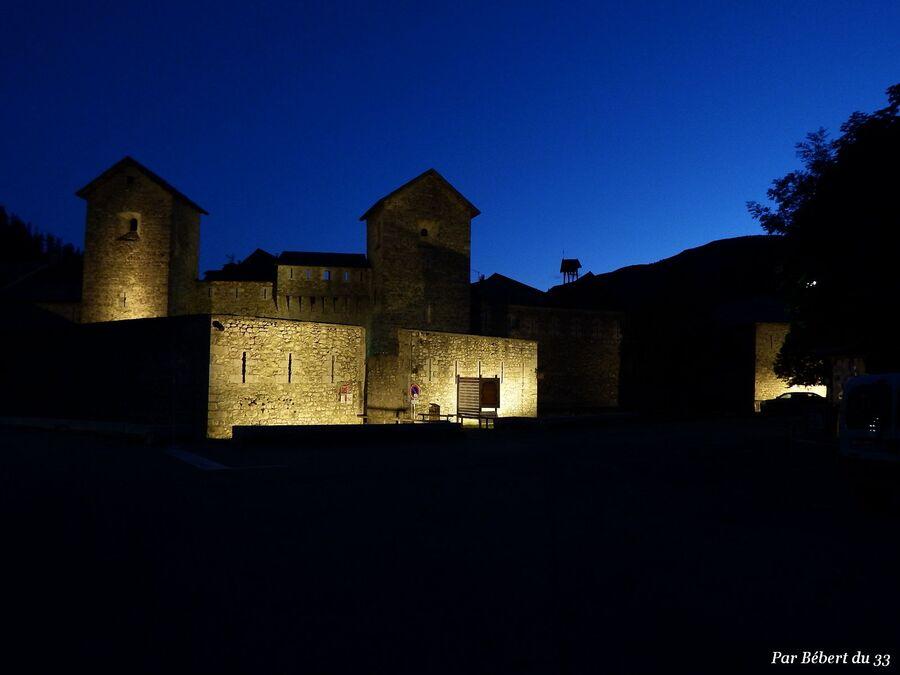 Colmar des Alpes - la nuit (3)