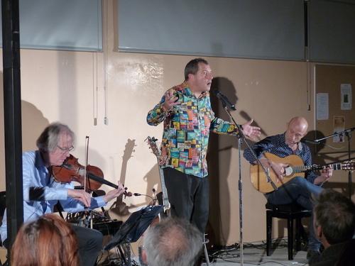 Bilan concert pour Kalembouly