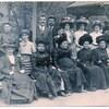 famille années 1900 ou 1910