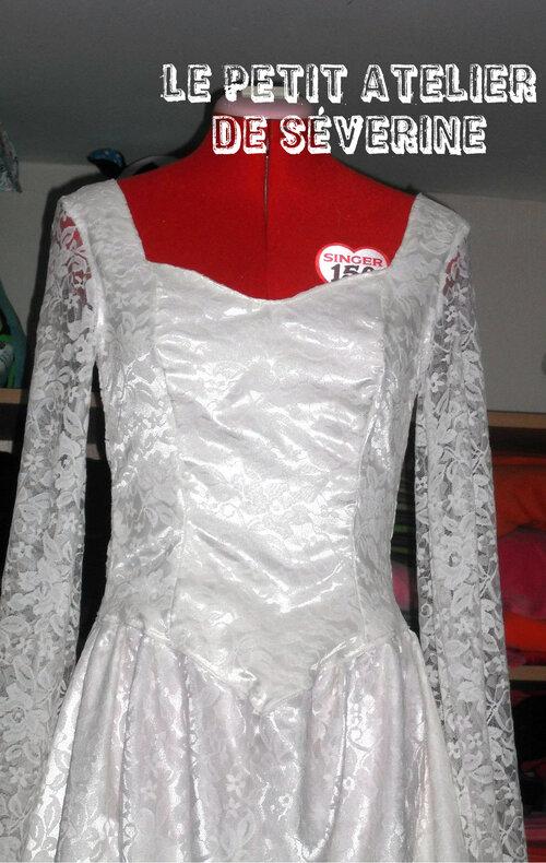 Une robe de mariée pour ma meilleure amie