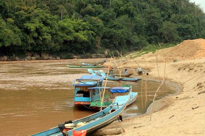 Descente de la Nam Ou jusqu'à Hadsa