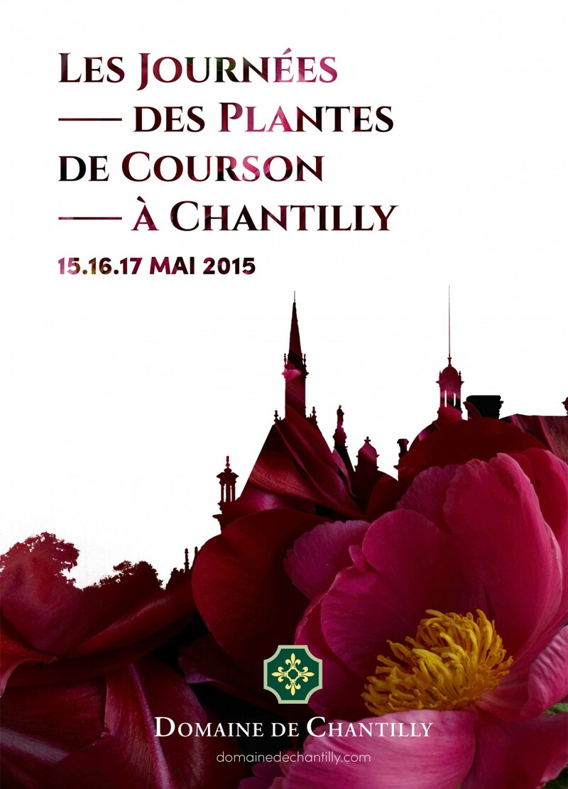 Journées des plantes de Courson-Chantilly : J-15...