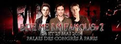 Bite Me I'm Famous - Convention Vampire Diaries