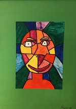 Paul Klee * Senecio
