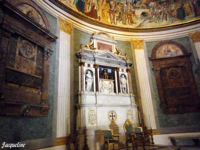 Italie, Rome , Basilique Saint Croix de Jérusalem