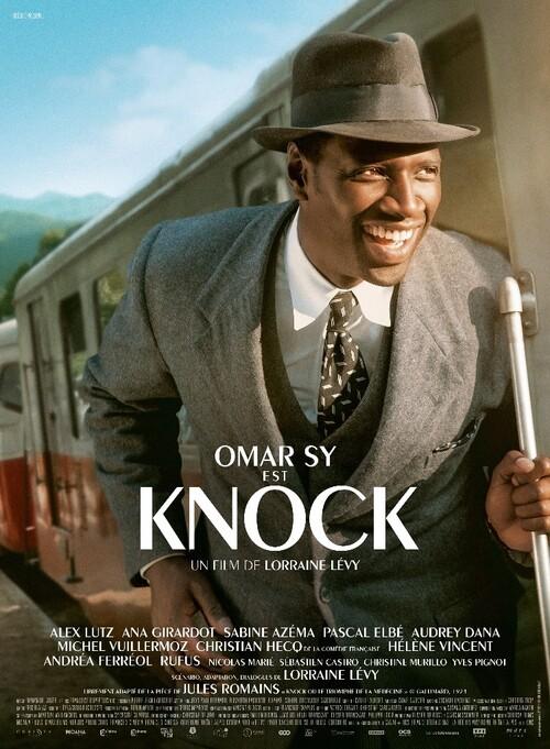 KNOCK avec Omar Sy - Découvrez la bande-annonce et l'affiche, le 18 octobre 2017 au cinéma !