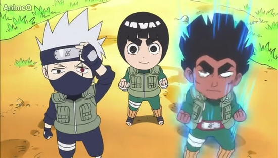 Naruto SD Rock Lee  04