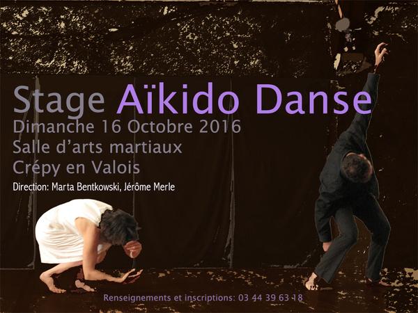 Stage Aïkido danse