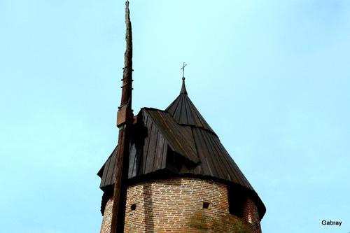 Caragoudes : moulin de la Paillasse