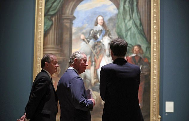 Charles I: King and Collector exhibition