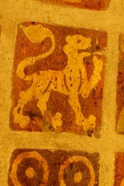 Bordeaux Armorie de Richard Coeur de lion