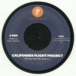 California Flight Project - Do You Feel My Love